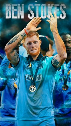 Ben stokes ICC world cup 2019 man of the final. Cricket Logo, Icc Cricket, Cricket Sport, Mumbai Indians Ipl, England Cricket Team, Ms Dhoni Wallpapers, Cricket Wallpapers, Ben Stokes, Ab De Villiers