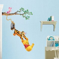 Disney Winnie the Pooh Sticker mural avec les personnages... https://www.amazon.fr/dp/B005LJQU4U/ref=cm_sw_r_pi_dp_rsOAxb6DTTYR6