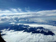 Bolivian Skies