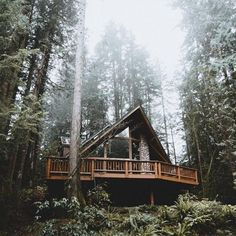 Cabin love. // Check out blog.sondermill.com for more #cabinspiration. Photo: @andrewtkearns