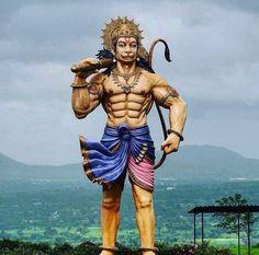 Panchamukha Hanuman Homa is unique as it invokes five forms of Hanuman that represent powerful temples of India. The appearances bestow blessings of leadership skills and can solve severe problems for all. Hanuman Jayanthi, Hanuman Tattoo, Hanuman Photos, Hanuman Images, Hanuman Ji Wallpapers, Lord Vishnu Wallpapers, Shankar Bhagwan, Saraswati Goddess, Hindu Statues
