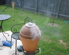 Homemade BBQ Smokers | eHow.com - I'm so making one of these this summer!!