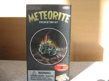 Meteorite Excavation Kit--a fun way to teach your child about science