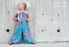 Pillowcase Romper Pattern I am so loving this!