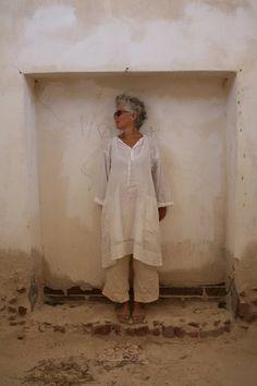 Patricia Larsen, Portrait