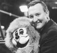 Lenny the Lion - this pair used to give me the creeps :\ My Childhood Memories, Great Memories, Childhood Characters, The Lone Ranger, Old Shows, Kids Tv, Teenage Years, Classic Tv, The Good Old Days