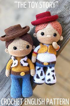 Crochet Animal Patterns, Crochet Doll Pattern, Stuffed Animal Patterns, Amigurumi Patterns, Amigurumi Doll, Doll Patterns, Crochet Deer, Crochet Bunny, Crochet Home