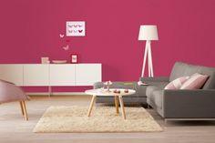21 besten Wandfarbe beere Bilder auf Pinterest | Bed room, Living ...