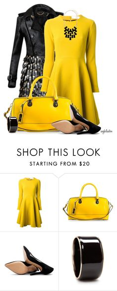 """""""Classic...With an Edge!"""" by angkclaxton ❤ liked on Polyvore featuring Burberry, Gianluca Capannolo, River Island, Pour La Victoire, MANGO, Wallis, women's clothing, women's fashion, women and female"""