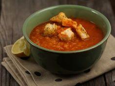 Supa+de+linte+rosie Turkish red lentil soup