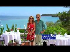 Tune in to Sandals Resorts Week on Wheel of Fortune!