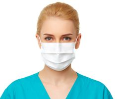 Buy surgical face Mask With Ear Loop online, Earloop Face Mask is great for virus protection and personal health with comfort, Shop at Unistar Fabrics! Mouth Mask, Raw Materials, Latex Free, Mask Design, Portrait, Dental, Medical, Filter, Gloves