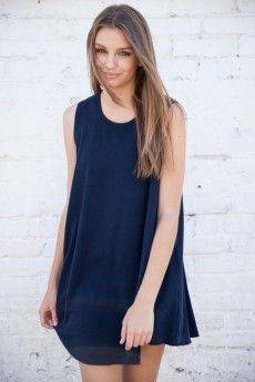 Alena Dress - Brandy