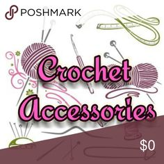 Crochet accessories! Handmade crochet accessories:  scarves, headbands/earwarmers, boot cuffs, neck warmers.  Look forward to new items often. Purple Box Boutique Other