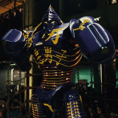 Noisy Boy strongest robot from WRB Created by Tak Machido Transformers, Man In Black, Robot Costumes, Bape Shark, Gymnastics Mats, Real Steel, Evangeline Lilly, Robot Concept Art, Mecha Anime