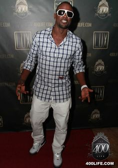 Actor Lance Gross hosting The 400 Life in Miami.