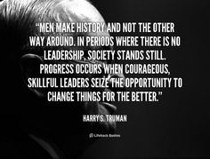 Harry Truman Famous Quotes | Harrys Truman Quotes History