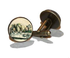 Hey, I found this really awesome Etsy listing at https://www.etsy.com/listing/191378679/mad-tea-party-cufflinks-made-to-order