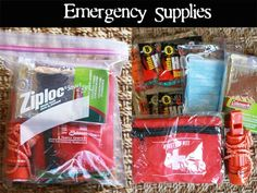 I'm working on our 72 hr. kits, this was a huge help, she's got a lot of great ideas! Emergency Kit For Kids, 72 Hour Emergency Kit, 72 Hour Kits, Emergency Packs, In Case Of Emergency, Emergency Supplies, Emergency Preparation, Emergency Preparedness Food Storage, Disaster Preparedness