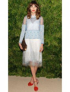 CFDA/Vogue Fashion Fund Awards via @WhoWhatWear