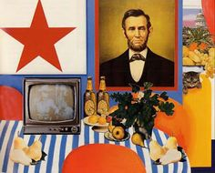 1 image = 1001 words: Tom Wesselmann