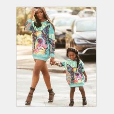 Mother Daughter Dresses Spring Winter Family Matching Outfits Christmas Long Sleeve Family Look Matching Mom Daughter Clothes Mother Daughter Fashion, Mother Daughter Matching Outfits, Mommy And Me Outfits, Mom Daughter, Family Outfits, Kids Outfits, Cute Outfits, Mother And Daughter Clothes, Mother Son