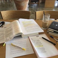 Studyblr, Coffee Study, College Aesthetic, Study Corner, Study Pictures, Study Organization, Work Motivation, Finals Motivation, School Study Tips