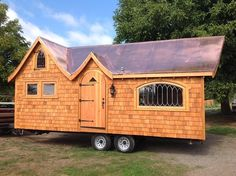 There's a bill making its way through the Washington legislature that could bring tiny houses above-board in some municipalities. EHB 1123, introduced in the House by Brian Blake (D-19),...