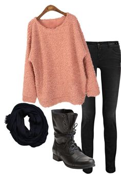 A fashion look from October 2012 featuring Gucci jeans, Steve Madden ankle booties and Hollister Co. Browse and shop related looks. Fall Outfits, Cute Outfits, Fashion Outfits, Love Fashion, Fashion Sets, Clothing Items, Everyday Fashion, Autumn Winter Fashion, Polyvore Fashion