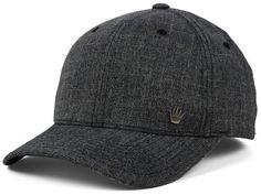 No Bad Ideas Check Textured Flex Hats