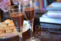 Chocolate liquor recipe  12-10-2014
