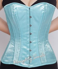 7728183212 100% Authentic Spiral Steel Boned Corsets   Organic Products Store
