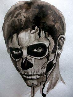 sad Zombie by Mionshy