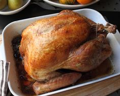 Food Wishes Video Recipes: K.I.S.S. Turkey
