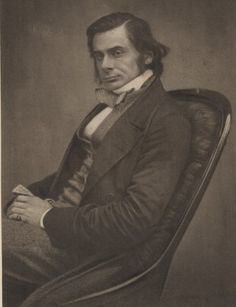 Darwin's friend Thomas Henry Huxley. He became one of the most outspoken advocates of Darwin's theory of evolution.