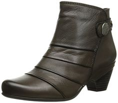 """Buy Taos Women's Rialto Boot  **    Leather** **    Imported** **    Manmade sole** **    Shaft measures approximately 5.5"""" from arch** **    Heel measures approximately 1.75""""** **    Boot opening measures approximately 9.75"""" around** **    Full grain leather upper** **    Curves and pods removable footbed** **    Inside zipper** **    Leather lined footbed** **    Flexible durable rubber outsole**  Buy From Amazon  http://www.amazon.com/gp/product/B00JSQ1TFC?tag=canreb0c-20"""