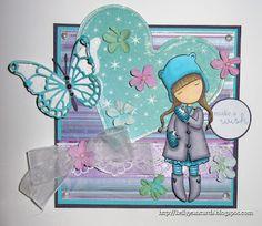 Bizzy Becs Store Blog: A Gorjuss Girl!