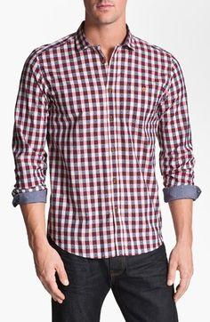 Ted Baker London 'Estatee' Regular Fit Sport Shirt available at Nordstrom