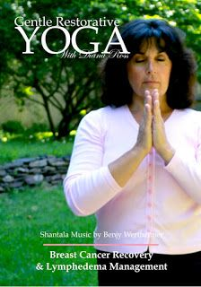 Breast Cancer Yoga Wellness Products: Breast Cancer Yoga DVD