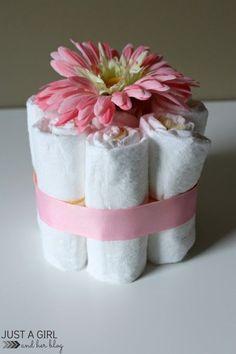 ideas decorativas para un baby shower para nia