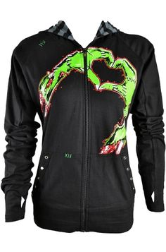 Cupcake Cult Heart N Stein Women's Hoody, £35.99    http://www.attitudeclothing.co.uk/product_32373-64-2444_Cupcake-Cult-Heart-N-Stein-Women%27s-Hoody.htm