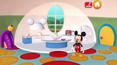 Mickey Mouse Clubhouse   Full Episodes of Color and Play Game by Disney ...