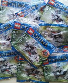 30251 legends of chima winzar s pack patrol new party favors ebay