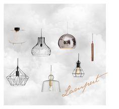 """LAMPUT"" by aura-haikio on Polyvore featuring interior, interiors, interior design, home, home decor and interior decorating"