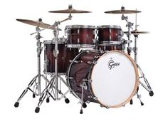 Gretsch Drums RN1-1414F-CB 14-Inch Drum Set Floor Tom Tom - Cherry Burst *** Want to know more, click on the image.
