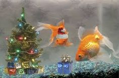 christmas fish tank decorations google search - Christmas Aquarium Decorations