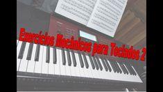 EXERCICIOS MECANICOS Para Teclados 2. Piano, Tech Companies, Company Logo, Logos, Keyboard, Pianos, Logo
