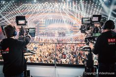 The Eurovision Song Contest is the biggest music event every year. But do you know how it looks like behind the scenes at such an event? Our partner #Videohouse allowes us a great insight. #ESC2015 #BuildingBridges #Riedel #RiedelCommunications