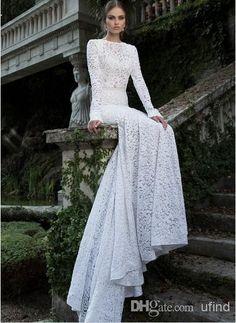 backless tight mermaid wedding dresses - Google Search