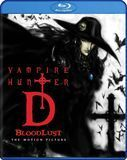 Vampire Hunter D: Bloodlust [Blu-ray] [English] [2000]